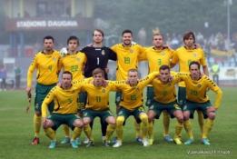 Baltijos taurės finalas: Lietuva - Latvija
