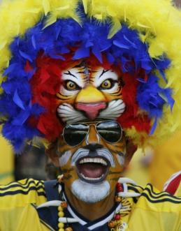 Pasaulio čempionatas: Kolumbija 3-0 Graikija
