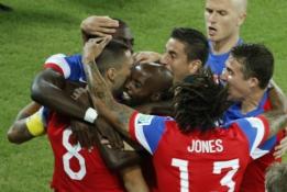 Pasaulio čempionatas: Gana - JAV