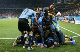Pasaulio čempionatas: Urugvajus 2-1 Anglija