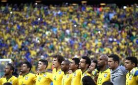 Pasaulio čempionato ketvirtfinalis: Brazilija - Kolumbija