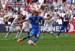 EURO 2016: Islandija - Vengrija