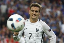 EURO 2016: Prancūzija - Šveicarija