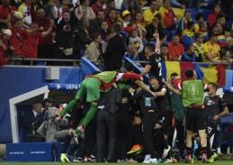 EURO 2016: Rumunija - Albanija