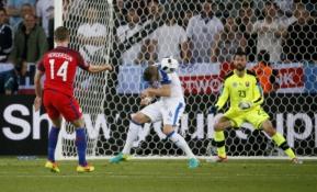 EURO 2016: Slovakija - Anglija