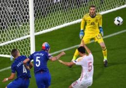 EURO 2016: Kroatija - Ispanija