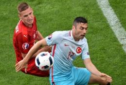EURO 2016: Čekija - Turkija