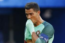 EURO 2016: Portugalija - Vengrija