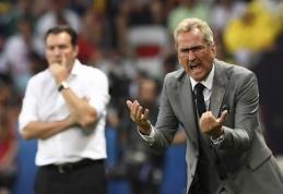 EURO 2016: Švedija - Belgija