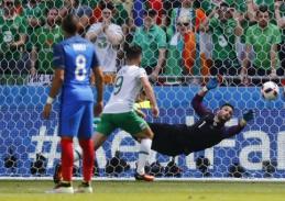 EURO 2016: Prancūzija - Airija