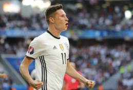 EURO 2016: Vokietija - Slovakija