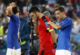 EURO 2016: Vokietija - Italija