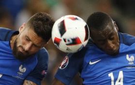 EURO 2016: Vokietija - Prancūzija