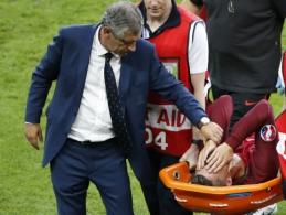 EURO 2016: Prancūzija - Portugalija
