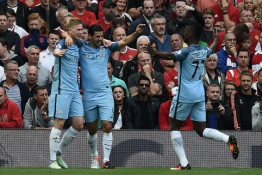 """Premier"" lyga: ""Man Utd"" - ""Man City"""