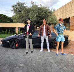 C.Ronaldo pateko į internautų akiratį