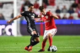 "Čempionų lyga: ""Benfica"" - ""Man Utd"""