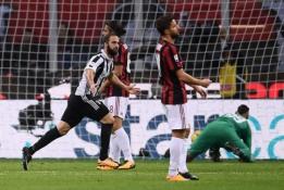 """Serie A: """"Milan"""" - """"Juventus"""""""