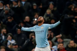 """""""Premier"""" lyga: """"Man City"""" - """"Southampton"""""""