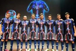 Neįprasta Ispanijos komandos apranga