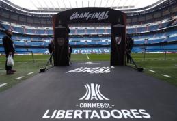 """Madride – """"Boca Juniors"""" ir """"River Plate"""" klubų susirėmimas"""