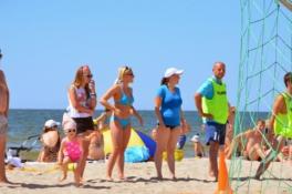 """Paplūdimio turnyre Klaipėdoje - """"Press'o"""" staigmena"""