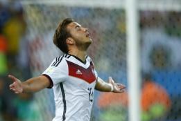 Pasaulio čempionato finalas: Vokietija - Argentina