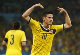 Pasaulio čempionato pažiba J.Rodriguezas: mano svajonė yra žaisti Ispanijoje