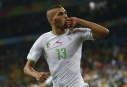 Alžyras eliminavo rusus, Belgijos rinktinė liko pirmoje vietoje (VIDEO)