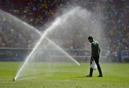 LFF lieka negailestinga karščio kamuojamiems žaidėjams ir neketina vėlinti rungtynių