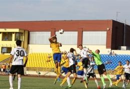 Klaipėdos derbyje žaidimas vyko į vienus vartus
