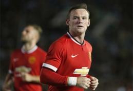 """W.Rooney: noriu būti """"Man Utd"""" kapitonu"""