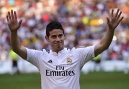 """""""Real"""" naujokas J.Rodriguezas: mano svajonė išsipildė (VIDEO)"""