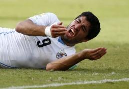 """Urugvajaus prezidentas: """"L.Suarezą reikėjo parodyti psichiatrams"""""""