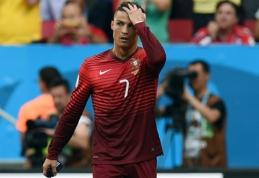 """Kroatų legenda Z.Bobanas: """"C.Ronaldo yra savimyla narcizas"""""""