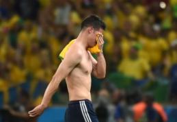 "J.Rodriguezas trokšta žaisti ""Real"" klube"