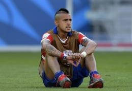 """Liepos 7 d. transferai ir gandai: """"Man Utd"""" už 40 mln. svarų nori įsigyti A.Vidalį"""