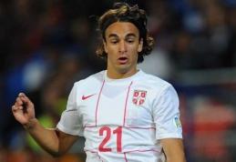 """Liverpool"" arti susitarimo su ""Benfica"" puolėju L.Markovičiumi"