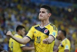 """J.Rodriguezo tėvas: mano sūnaus svajonė yra žaisti """"Real"""" klube"""