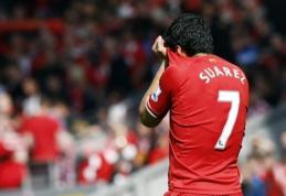 """Liverpool"" sutiko parduoti L.Suarezą ""Barcelona"" klubui?"