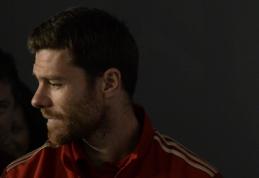 X.Alonso atsisveikina su Ispanijos rinktine