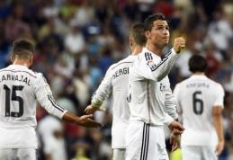 """Sezoną """"Primera"""" pirmenybėse """"Real"""" klubas pradėjo pergale (VIDEO)"""