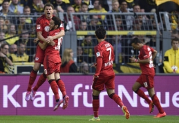 """Vokietijos pirmenybėse - greičiausio įvarčio rekordas ir """"Borussia"""" nesėkmė (VIDEO)"""