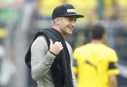 """Rugpjūčio 15 d. transferai ir gandai: """"Atletico"""" ir """"Arsenal"""" kovoja dėl M.Reuso parašo"""