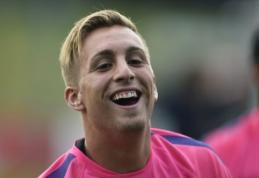 "Oficialu: ""Barcelona"" jaunąjį G.Deulofeu skolina ""Sevilla"""