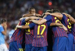 """Barcelona"" vėl turi keturis kapitonus"