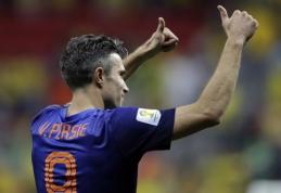 """R.van Persie """"Man Utd"""" klubui """"Premier"""" lygos starte padėti negalės"""