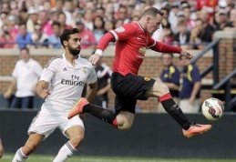"""""""Man Utd"""" nugalėjo """"Real"""", """"Nice"""" atsilaikė prieš """"Barcelona"""" (VIDEO)"""
