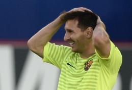 L.Messi: su L.Suarezu galime laimėti Čempionų lygą