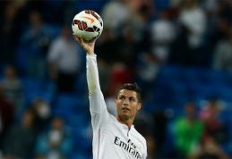 """""""Man Utd"""" prašytų C.Ronaldo gerokai susimažinti atlyginimą"""